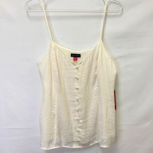 Vince Camuto Camisole Summer Oasis in Pearl Ivory